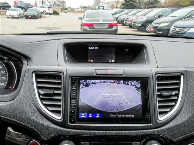 2015 Honda CR-V Touring (Stk: 3304) in Milton - Image 21 of 21
