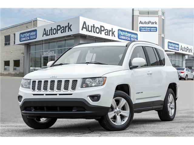 2017 Jeep Compass Sport/North (Stk: APR3929) in Mississauga - Image 1 of 18