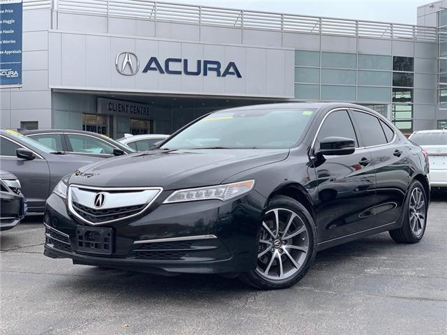 2017 Acura TLX Base (Stk: 3980) in Burlington - Image 1 of 30