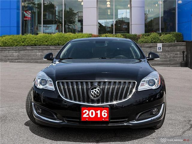 2016 Buick Regal Base (Stk: R12163A) in Toronto - Image 2 of 27