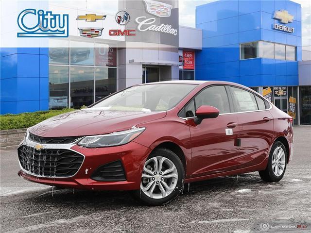 2019 Chevrolet Cruze LT (Stk: 2939924) in Toronto - Image 1 of 25