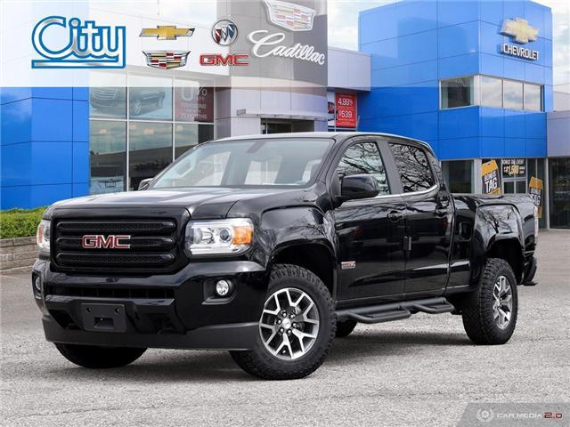 2019 GMC Canyon All Terrain w/Cloth (Stk: 2962220) in Toronto - Image 1 of 27