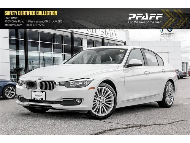2015 BMW 320i xDrive (Stk: U5440) in Mississauga - Image 1 of 22