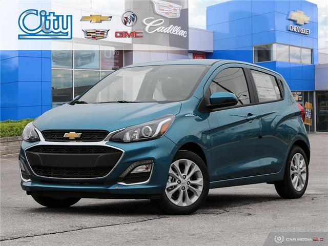 2019 Chevrolet Spark 1LT CVT (Stk: 2939007) in Toronto - Image 1 of 26