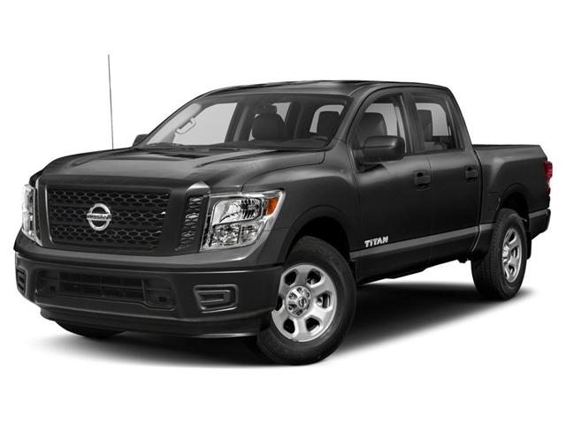 2018 Nissan Titan  (Stk: E6002) in Thornhill - Image 1 of 9