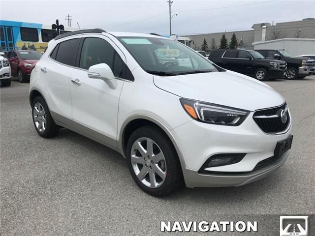 2019 Buick Encore Essence (Stk: B855166) in Newmarket - Image 7 of 20