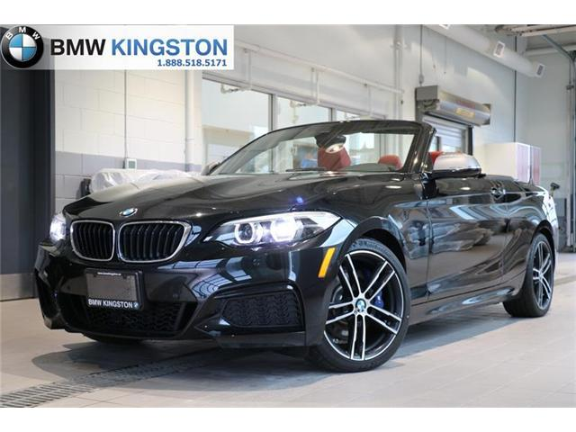 2019 BMW M240i xDrive (Stk: 9105) in Kingston - Image 1 of 15