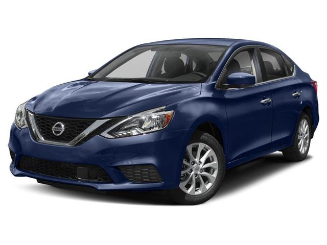 2019 Nissan Sentra  (Stk: E6136) in Thornhill - Image 1 of 9
