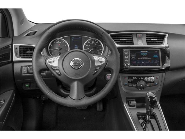 2019 Nissan Sentra  (Stk: E6136) in Thornhill - Image 4 of 9