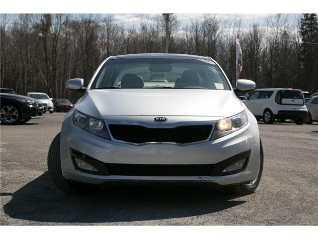 2013 Kia Optima EX Luxury (Stk: 91132C) in Gatineau - Image 1 of 27