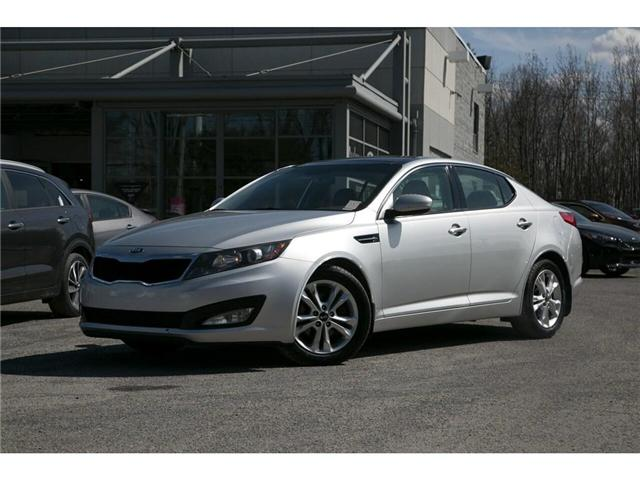 2013 Kia Optima EX Luxury (Stk: 91132C) in Gatineau - Image 3 of 27
