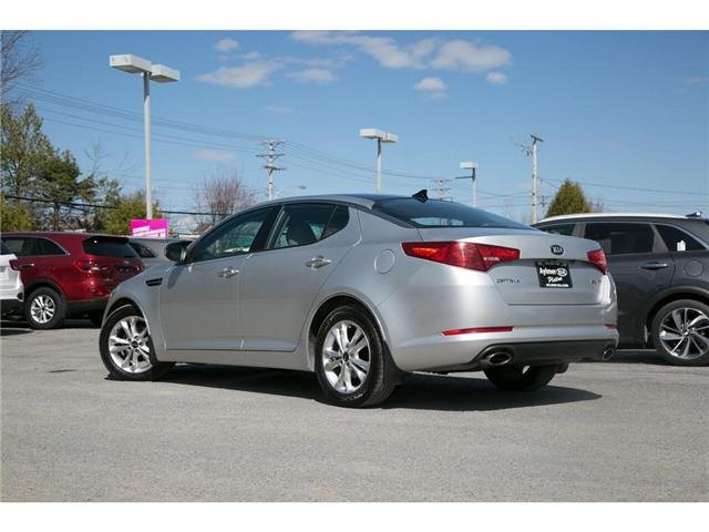 2013 Kia Optima EX Luxury (Stk: 91132C) in Gatineau - Image 4 of 27