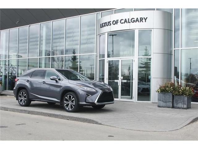2019 Lexus RX 350 Base (Stk: 190360) in Calgary - Image 1 of 15