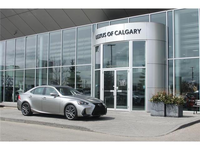2019 Lexus IS 300 Base (Stk: 190451) in Calgary - Image 1 of 14