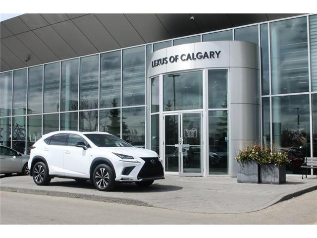 2019 Lexus NX 300 Base (Stk: 190271) in Calgary - Image 1 of 17