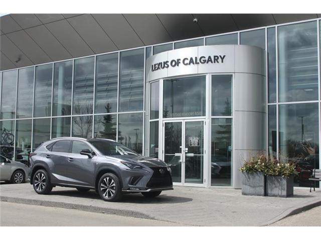 2019 Lexus NX 300 Base (Stk: 190292) in Calgary - Image 1 of 15