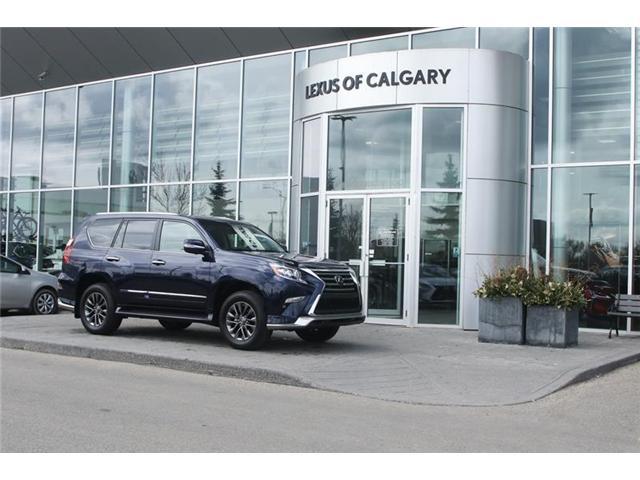 2019 Lexus GX 460 Base (Stk: 190550) in Calgary - Image 1 of 14