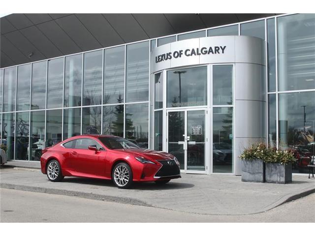 2019 Lexus RC 300 Base (Stk: 190551) in Calgary - Image 1 of 12