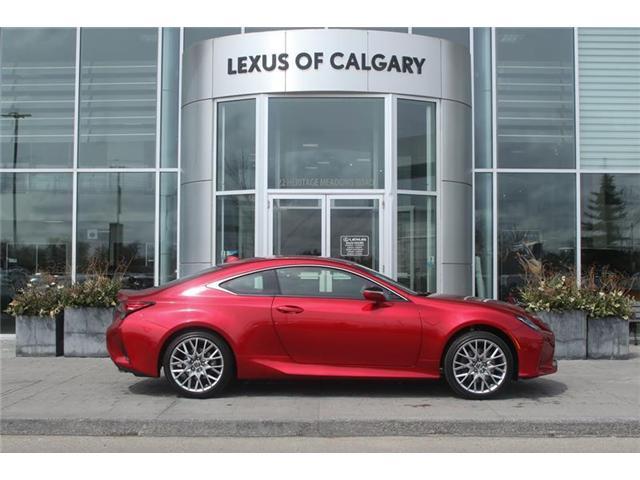 2019 Lexus RC 300 Base (Stk: 190551) in Calgary - Image 2 of 12