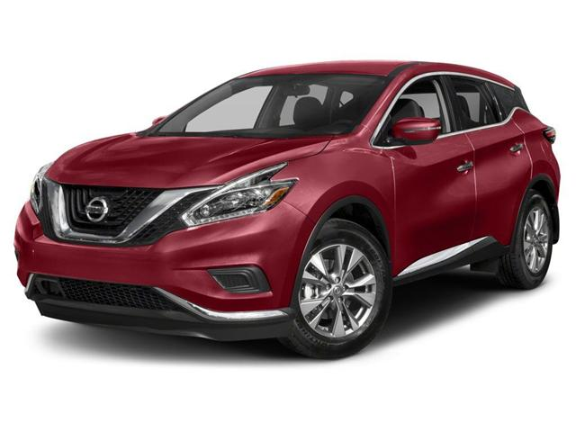 2018 Nissan Murano  (Stk: E4982) in Thornhill - Image 1 of 9