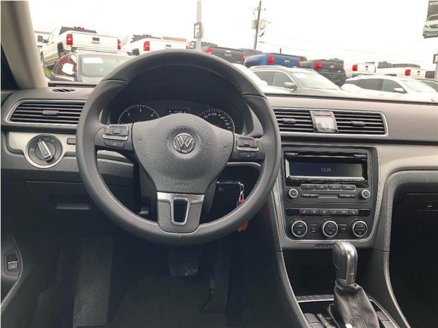 2014 Volkswagen Passat 2.0 TDI Trendline (Stk: U076849) in Mississauga - Image 12 of 17