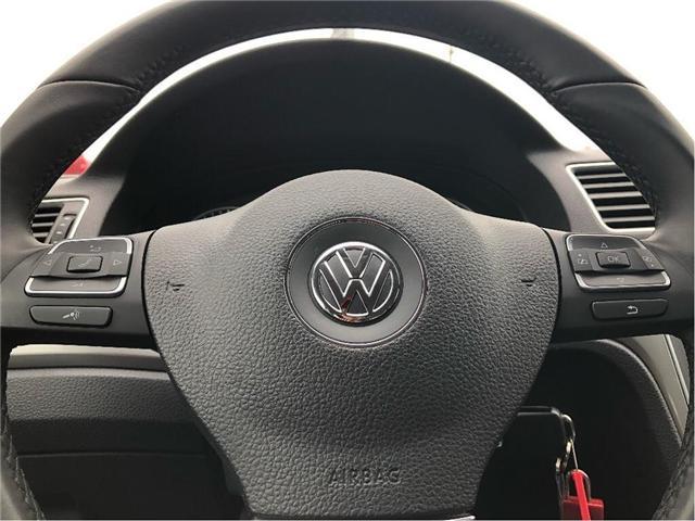 2014 Volkswagen Passat 2.0 TDI Trendline (Stk: U076849) in Mississauga - Image 13 of 17