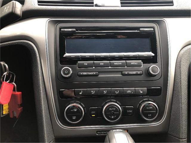2014 Volkswagen Passat 2.0 TDI Trendline (Stk: U076849) in Mississauga - Image 14 of 17