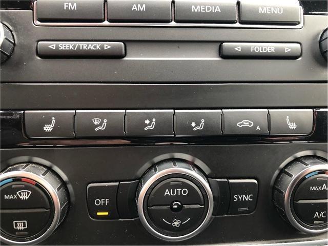 2014 Volkswagen Passat 2.0 TDI Trendline (Stk: U076849) in Mississauga - Image 15 of 17