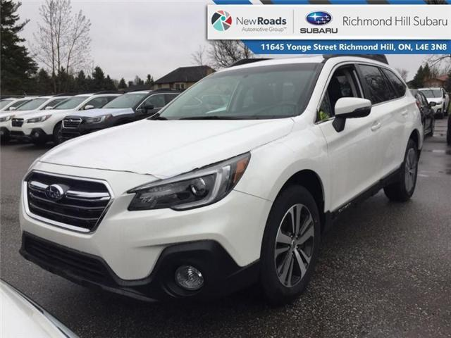 2019 Subaru Outback 2.5i Limited CVT (Stk: 32266) in RICHMOND HILL - Image 1 of 19