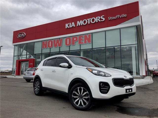 2018 Kia Sportage  (Stk: 19113A) in Stouffville - Image 1 of 22