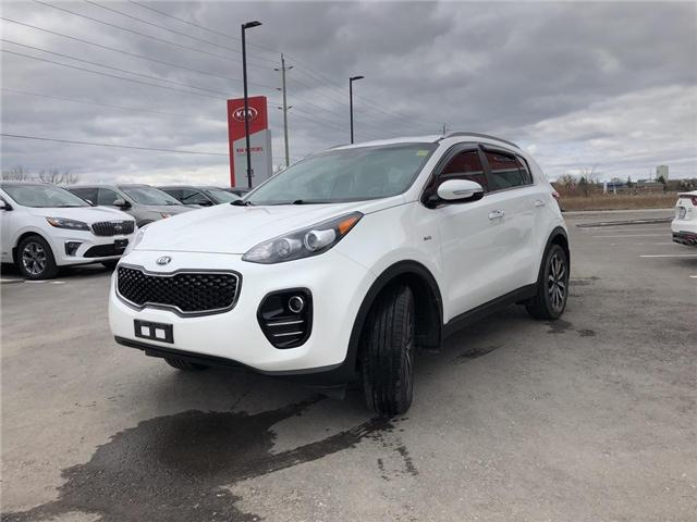 2018 Kia Sportage  (Stk: 19113A) in Stouffville - Image 7 of 22