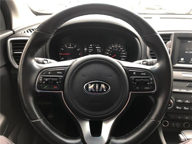 2018 Kia Sportage  (Stk: 19113A) in Stouffville - Image 11 of 22