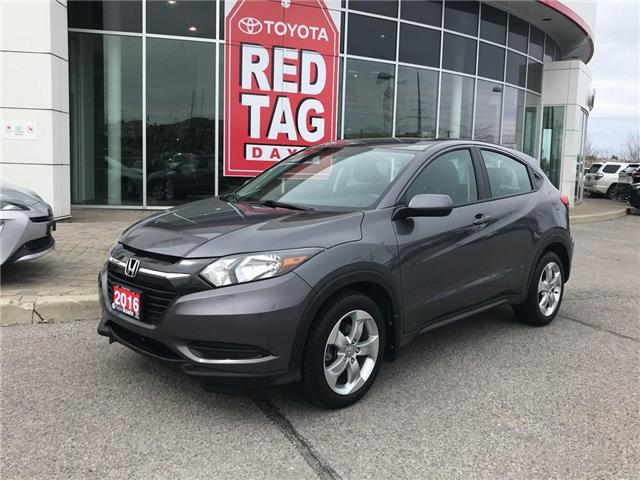 2016 Honda HR-V LX (Stk: 308201) in Aurora - Image 2 of 24