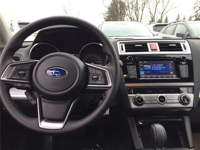 2019 Subaru Legacy 4dr Sdn 2.5i CVT (Stk: 32505) in RICHMOND HILL - Image 12 of 19