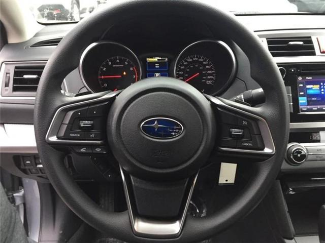 2019 Subaru Legacy 4dr Sdn 2.5i CVT (Stk: 32505) in RICHMOND HILL - Image 14 of 19