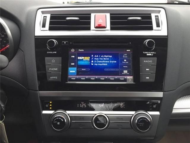 2019 Subaru Legacy 4dr Sdn 2.5i CVT (Stk: 32505) in RICHMOND HILL - Image 15 of 19