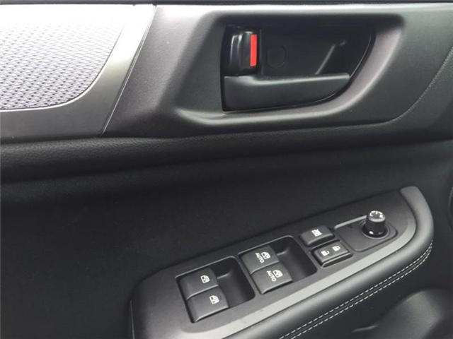 2019 Subaru Legacy 4dr Sdn 2.5i CVT (Stk: 32505) in RICHMOND HILL - Image 17 of 19