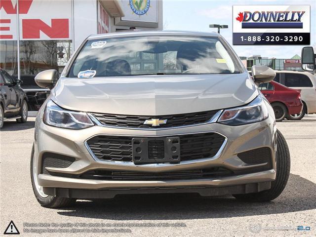 2017 Chevrolet Cruze LT Auto (Stk: PLDUR6119) in Ottawa - Image 2 of 28