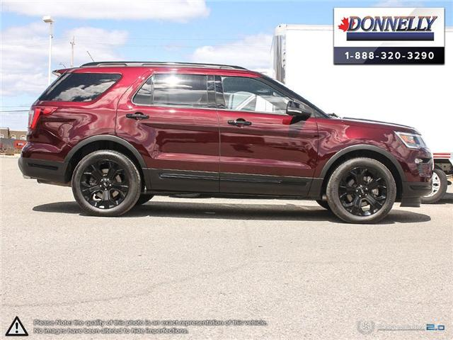 2019 Ford Explorer Sport (Stk: PLDU6112) in Ottawa - Image 3 of 28