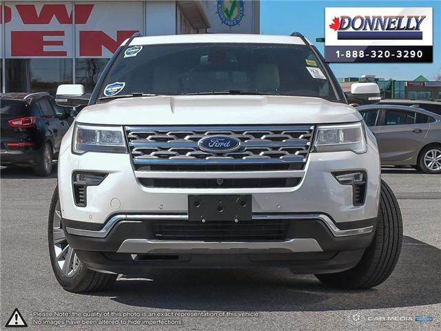 2019 Ford Explorer Limited (Stk: PLDU6110) in Ottawa - Image 2 of 29
