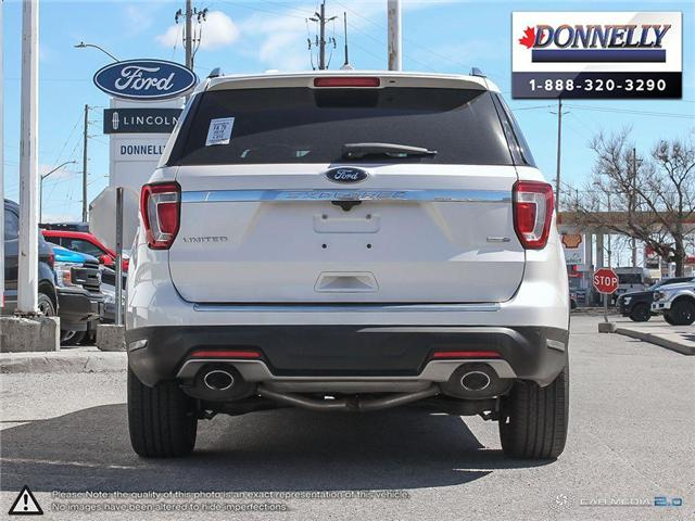 2019 Ford Explorer Limited (Stk: PLDU6110) in Ottawa - Image 5 of 29