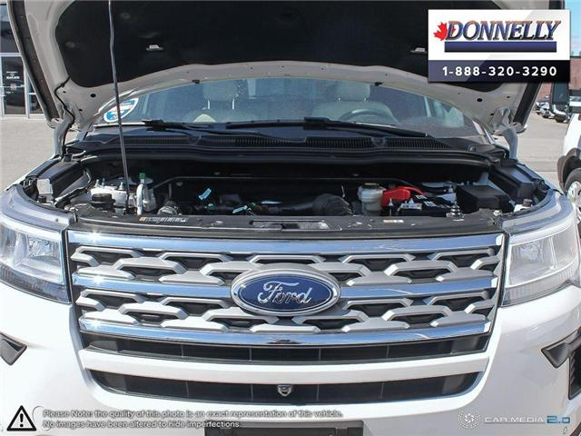 2019 Ford Explorer Limited (Stk: PLDU6110) in Ottawa - Image 8 of 29