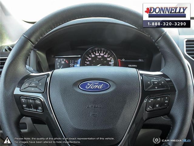 2019 Ford Explorer Limited (Stk: PLDU6110) in Ottawa - Image 14 of 29