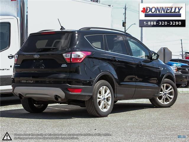 2018 Ford Escape SEL (Stk: PLDUR6105) in Ottawa - Image 4 of 28