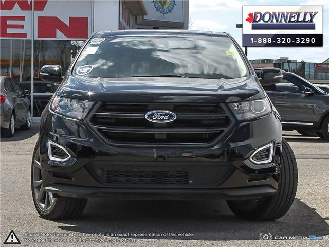 2018 Ford Edge Sport (Stk: PLDUR6114) in Ottawa - Image 2 of 28