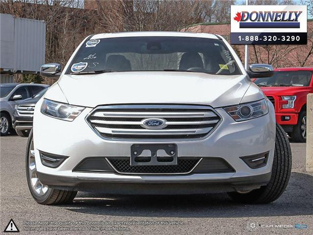 2018 Ford Taurus Limited (Stk: PLDUR6089) in Ottawa - Image 2 of 29