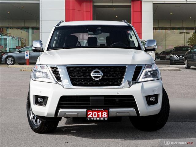 2018 Nissan Armada SL (Stk: P7114) in Etobicoke - Image 2 of 23