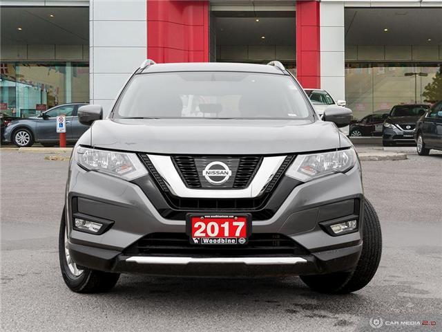 2017 Nissan Rogue SV (Stk: P7279) in Etobicoke - Image 2 of 23