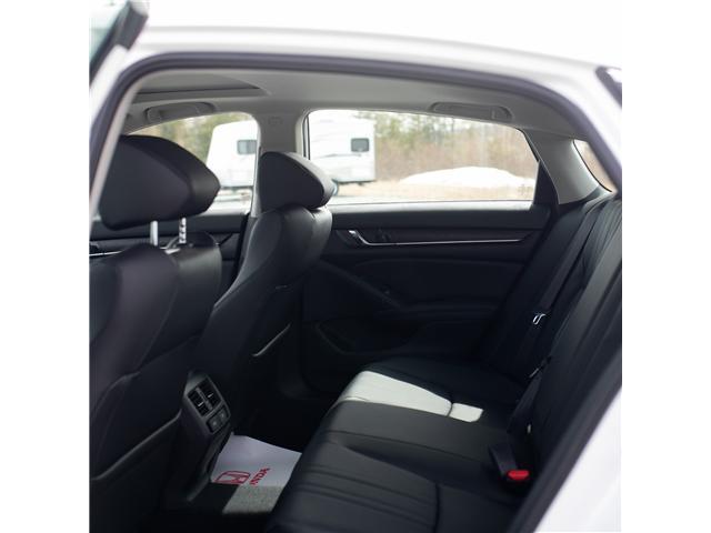 2019 Honda Accord EX-L 1.5T (Stk: N05149) in Woodstock - Image 13 of 14