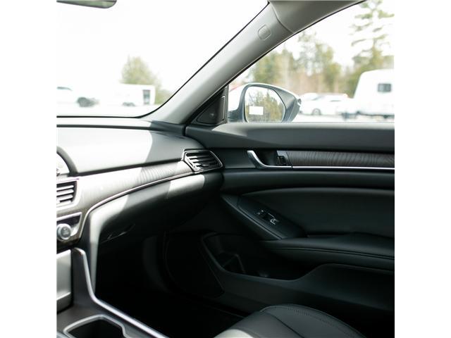 2019 Honda Accord EX-L 1.5T (Stk: N05149) in Woodstock - Image 6 of 14
